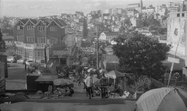 Downtown Antananarivo