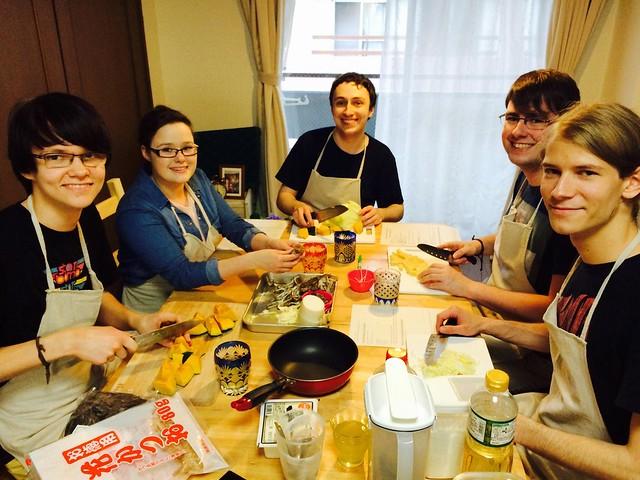 07_マユコズ リトルキッチン ジャパニーズクッキングクラス