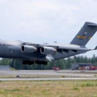 USAF 03-3124, OSL ENGM Gardermoen