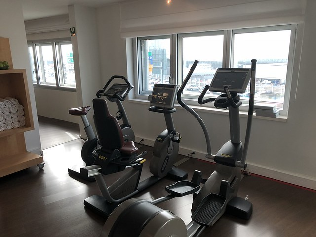 Fitness - Sheraton CDG