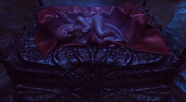 Lujuria por la Oscuridad - Willard's Baby