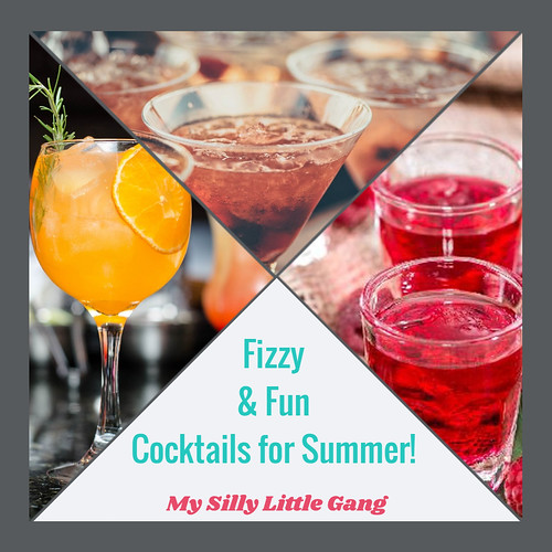 Fizzy & Fun Cocktails for Summer