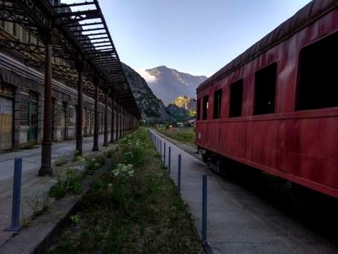 La Estación de Canfranc