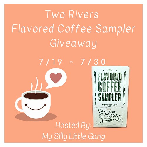Two Rivers Flavored Coffee Sampler Giveaway