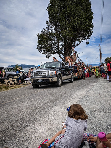 Samish Island July 4 Parade