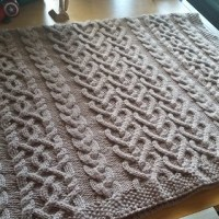 Summer of Baby Blankets, vol. 2 - Annie's Levi Blanket