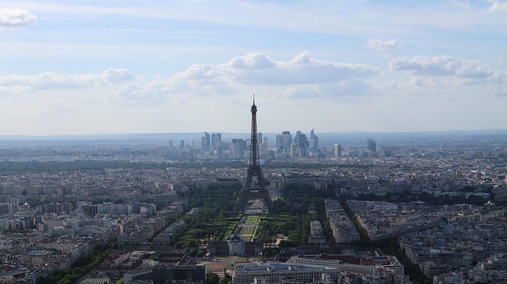 10 miradores en el mundo. Ciudad y naturaleza desde las alturas. Vol. 4.