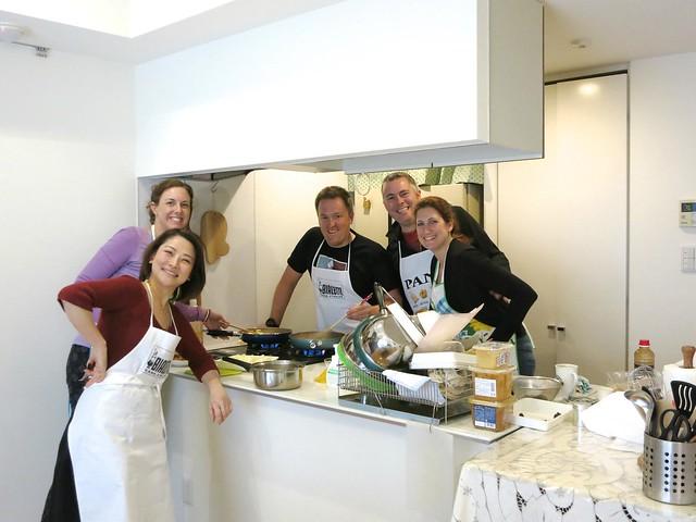 12_Cooking School Yuka Mazda