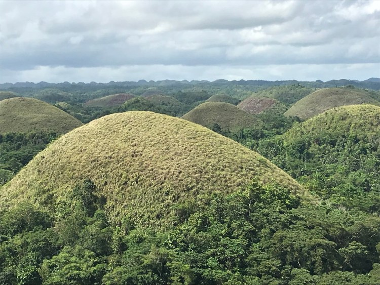 Chocolate Hills Natural Monument, Philippines