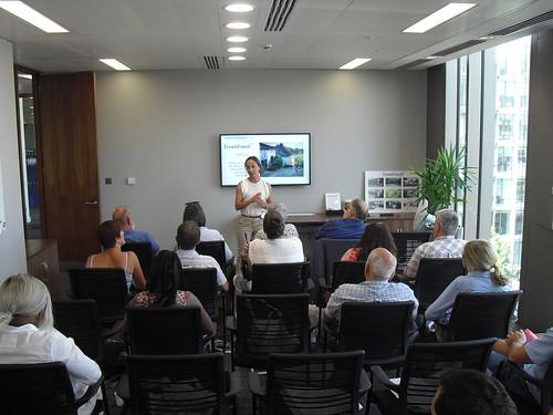 CIMG6439 'French Entree' French Property Tips Seminar, London: 7 July 2018
