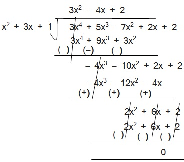 Solutions For Maths NCERT Class 10 Hindi Medium Chapter 2 Polynomial 2.3 30