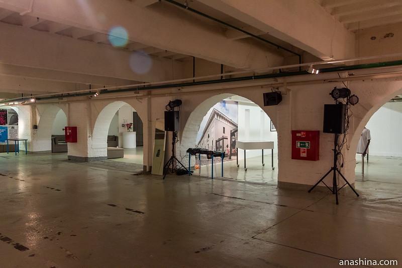 Выставочный зал, Музей Москвы