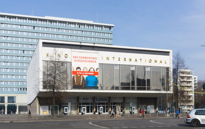 Kino International - AirBnB Experience - Walking Tour with a Journalist to Discover East Berlin, March 2018