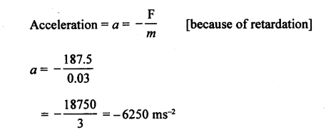 A New Approach to ICSE Physics Part 1 Class 9 Solutions law of motion.1114