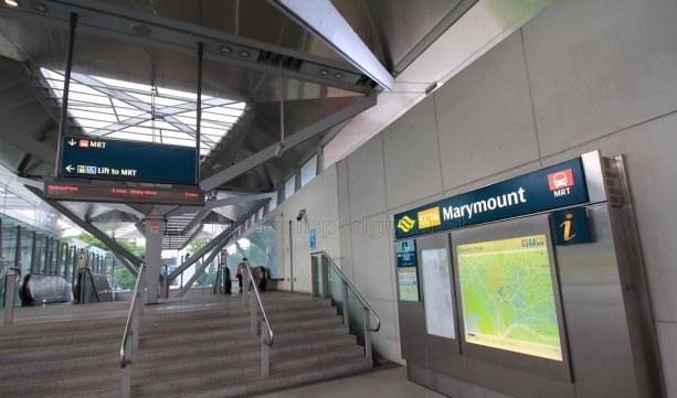 jadescape 300 meters from Marymount MRT