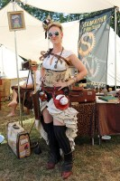 Steampunk at Elftopia