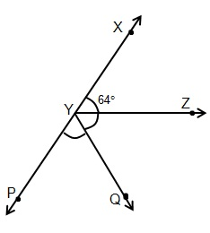 Maths NCERT Class 9 Solutions Lines and Angles Hindi Medium 6.1 6