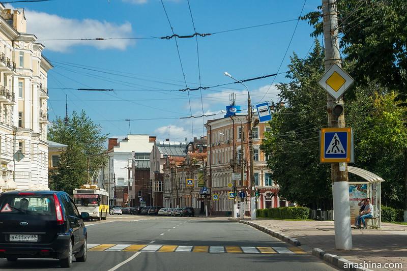 Новоторжская улица, Тверь