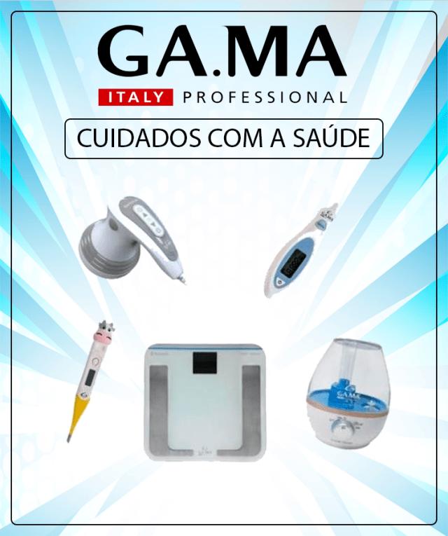 Lançamento - Linha de produtos para cuidados com a saúde GA.MA Italy