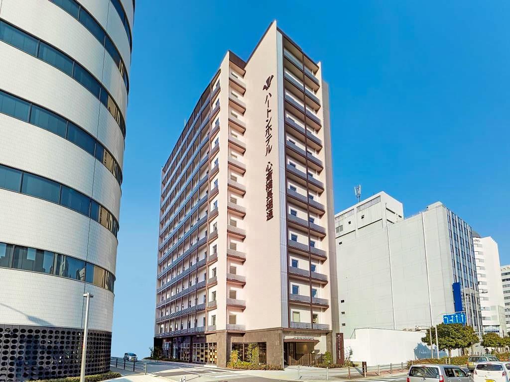 Hearton Hotel Shinsaibashi Nagahoridori 1