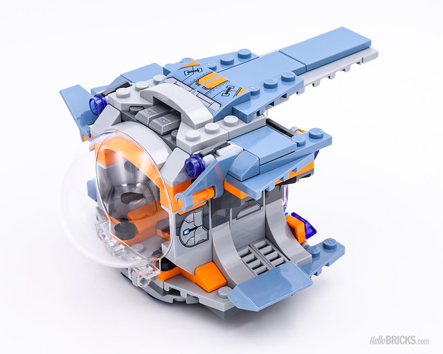 REVIEW LEGO Marvel 76102 Thor's Weapon Quest 6
