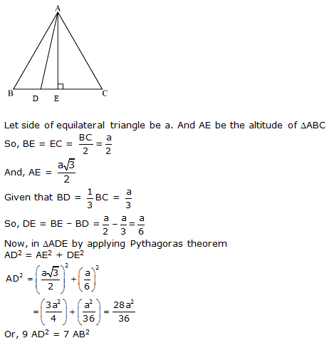 NCERT Solutions for Class 10 Maths Chapter 6 Triangles 104