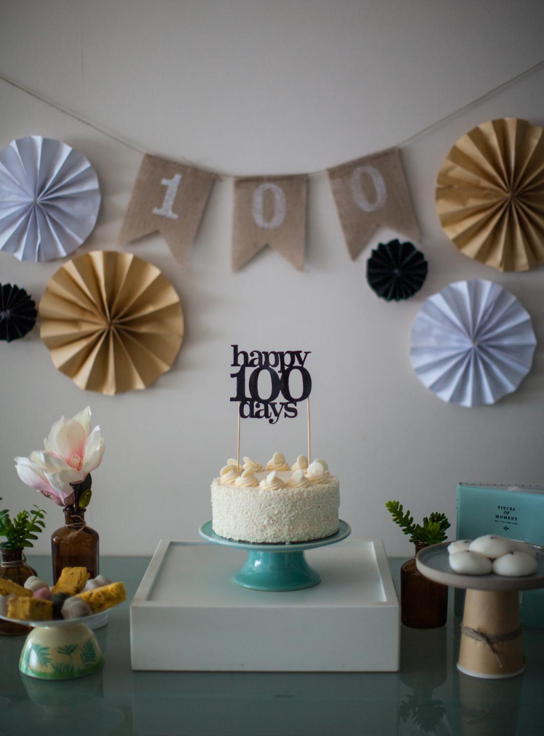 twins   100 days celebration (baek-il 백일)