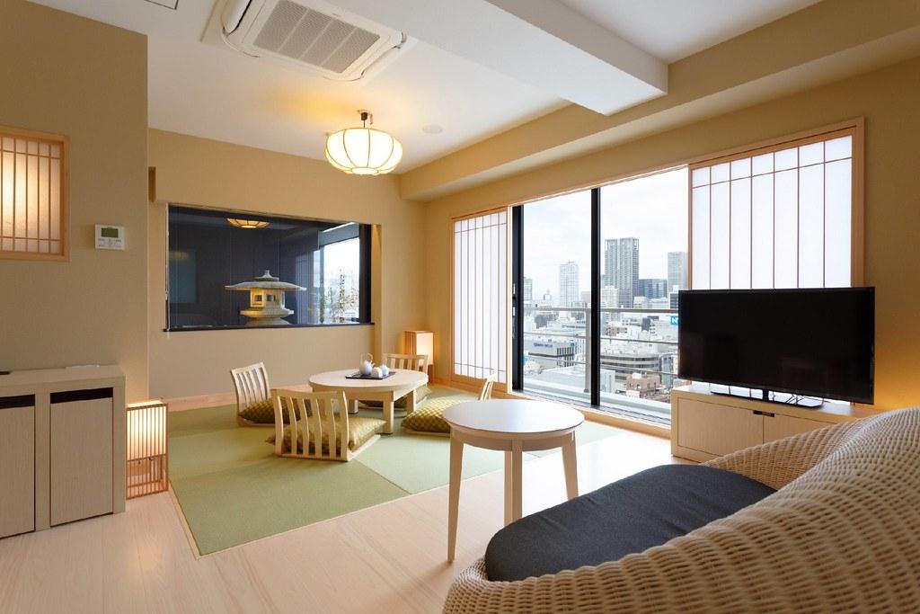 本町大阪景觀飯店 Osaka View Hotel Honmachi (1)
