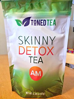 Toned Tea ~ How is it working for me?