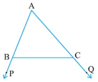 NCERT Solutions For Class 9 Maths Triangles Hindi Medium 7.4 2