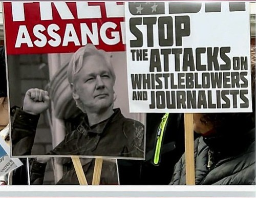 Chris Hedges and Barrett Brown: The War on Journalism, WikiLeaks, Julian Assange and Others
