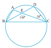 NCERT Maths Solutions For Class 9 Circles Hindi Medium 10.5 5