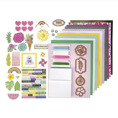 Spellbinders | August Card Kit of the Month | Rubeena Ianigro 01