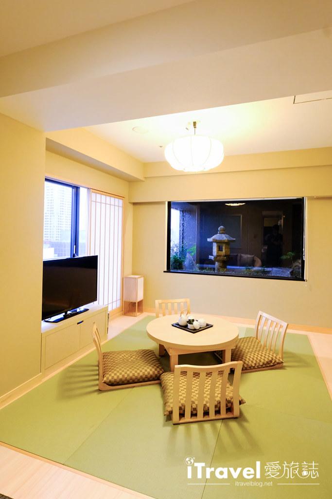 本町大阪景觀飯店 Osaka View Hotel Honmachi (19)
