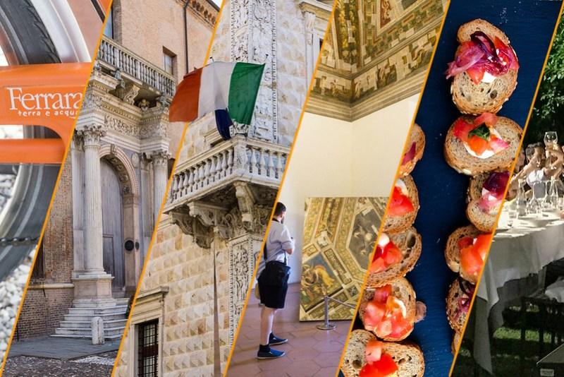 Ferrara Collage Tag 1