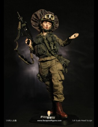 Facepool Figure IDF3 FP-H-003