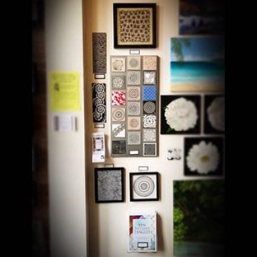 Laurel Storey at Art and Heirloom Shoppe