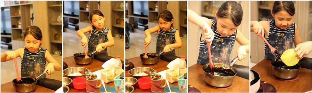 岩溶巧克力蛋糕DIY-5