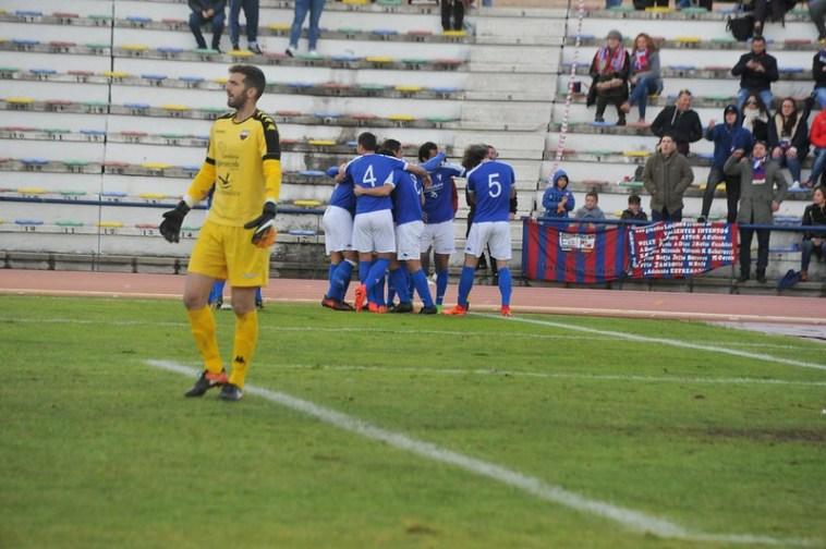 SFCD 1-1 Extremadura (jornada 24, 4-2-18)