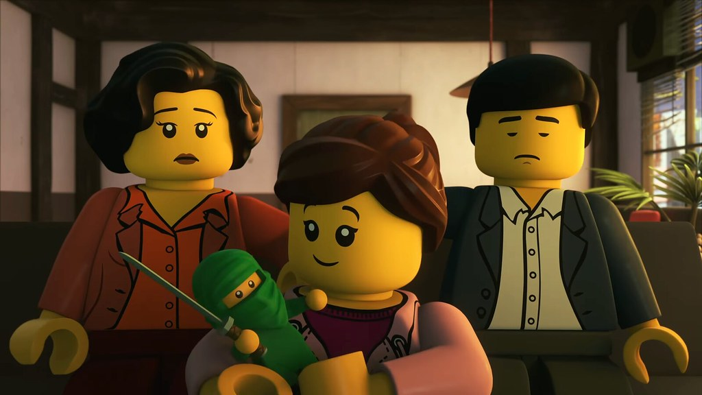 Still from Ninjago Hunted Episode 87