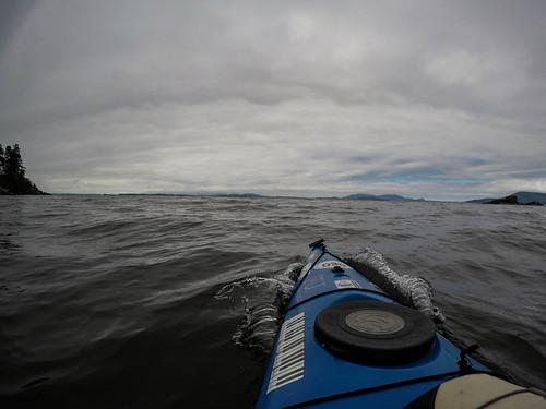 Solstice Selfie Paddle on Bellingham Bay-4