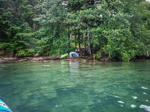 Kayaking on Baker Lake-121