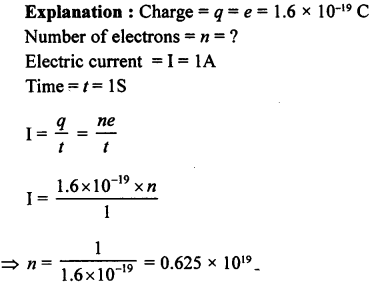 A New Approach to ICSE Physics Part 1 Class 9 Solutions Electricity and Magnetism - 1 18