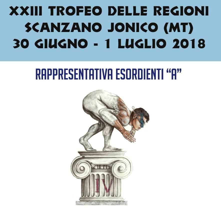 XXIII Trofeo delle Regioni