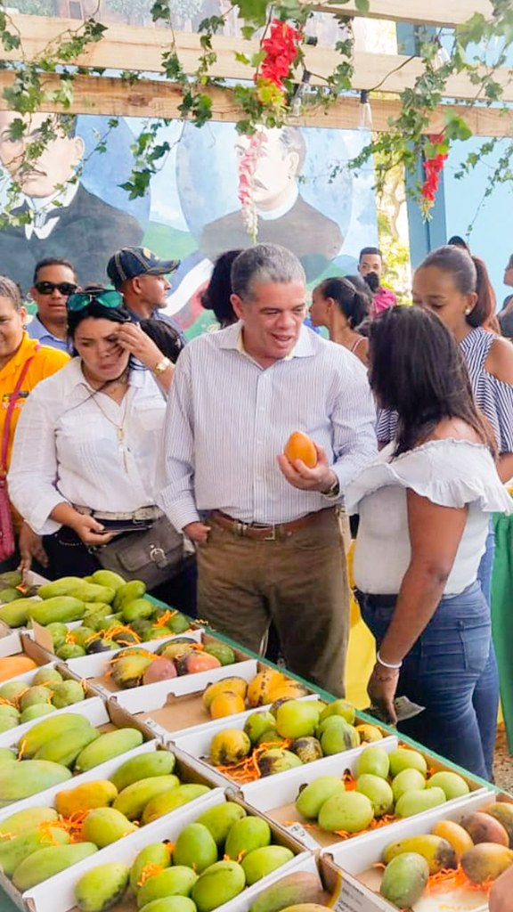 Baní, Feria del Mango, 28 de junio 2018