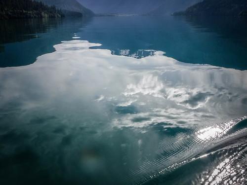 Kayaking on Baker Lake-63