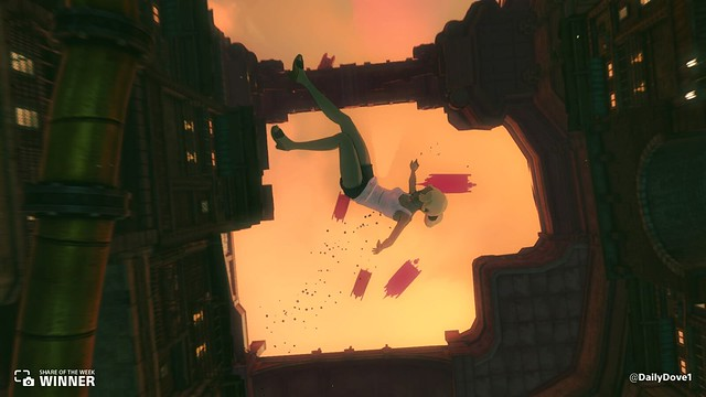 Share of the Week - Gravity Rush 2