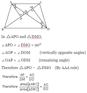 NCERT Solutions for Class 10 Maths Chapter 6 Triangles 73