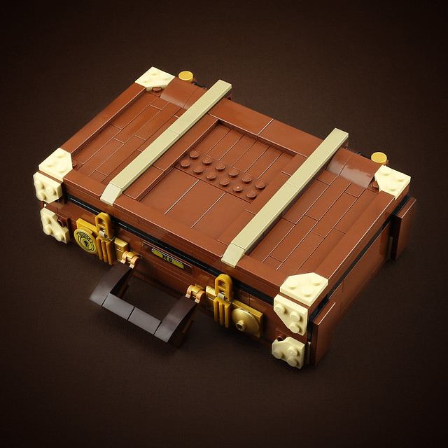 LEGO Fantastic Beasts - Valise magique Norbert Dragonneau