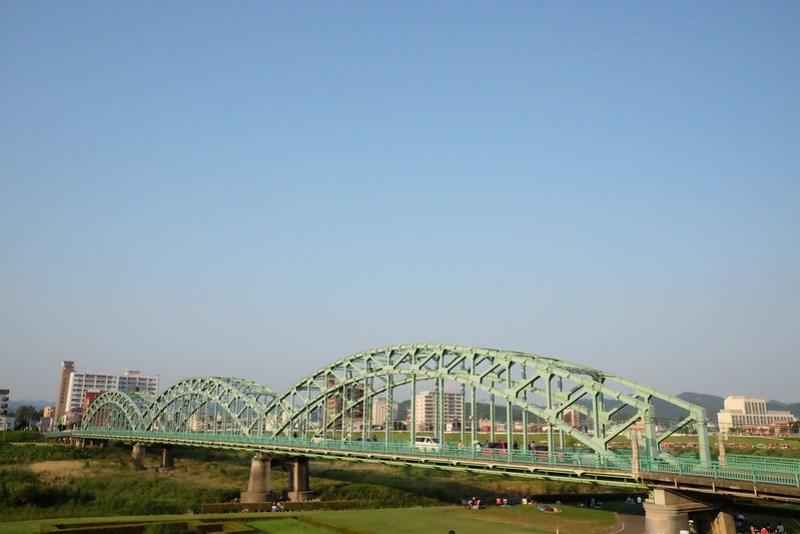 Nakabashi bridge, Ashikaga City